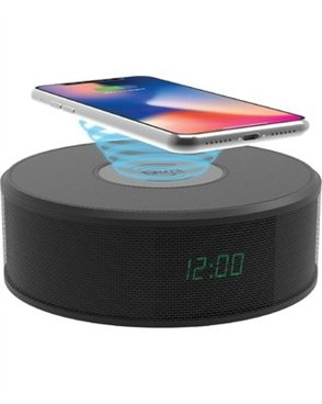 led-speaker-clock-with-wireless-charging-black